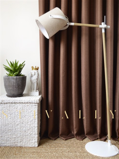 Interior curtains, blackout curtains -Stivally-