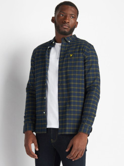 Lyle & Scott / Рубашка Check Flannel Shirt