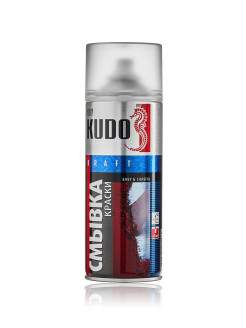 Paint remover KUDO color