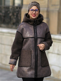 Sheepskin coat Germain