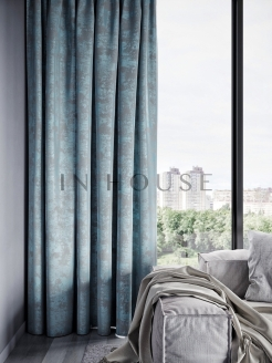 Interior curtains, classic curtains <In House