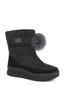 Padded boots Destra