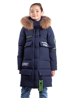Down jacket Lusiming