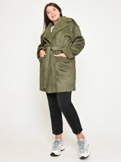 Sheepskin coat Anna Mozany