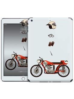 Наклейка на iPad Air Bike - Dave Murray Gelaskins