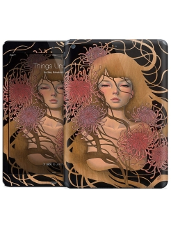 Наклейка на iPad Air Things Unsaid - Audrey Kawasaki Gelaskins