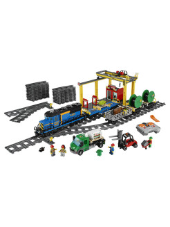 City Trains Грузовой поезд 60052 LEGO