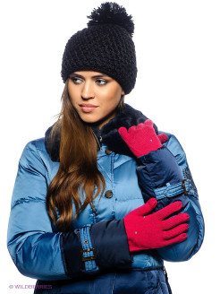 Перчатки Female Knit Gloves PUMA