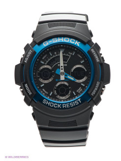 Часы G-SHOCK AW-591-2A CASIO