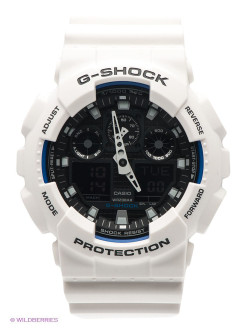 Часы G-SHOCK GA-100B-7A CASIO