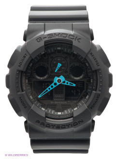 Часы G-SHOCK GA-100C-8A CASIO