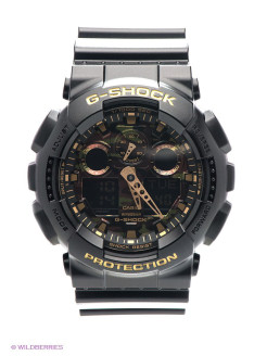 Часы G-SHOCK GA-100CF-1A9 CASIO