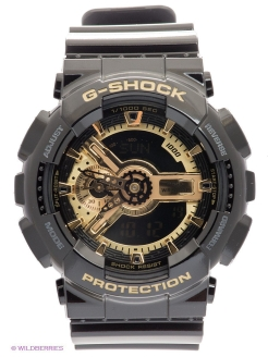 Часы G-SHOCK GA-110GB-1A CASIO