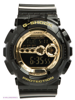 Часы G-SHOCK GD-100GB-1E CASIO