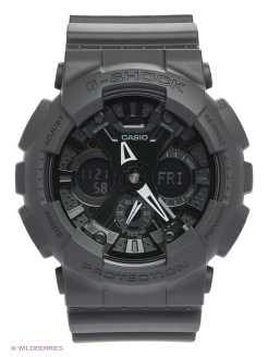 Часы G-SHOCK GA-120BB-1A CASIO
