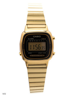 Часы Casio LA670WEGA-1E CASIO