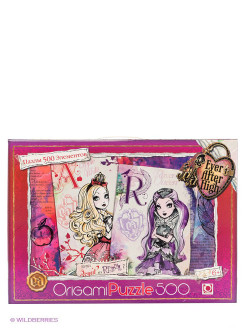 "Пазл ""Ever After High"" Origami"