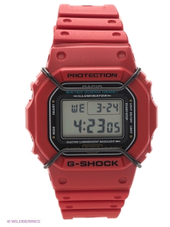 Часы G-SHOCK DW-5600P-4E CASIO