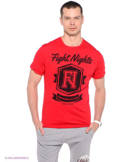 Футболка Fight Nights