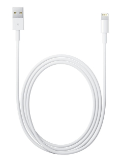 APPLE USB кабель стандарта Lightning to USB Cable (2 M) Apple