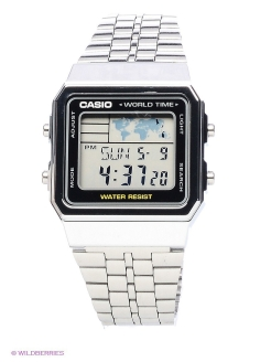 Часы Casio A-500WEA-1E CASIO