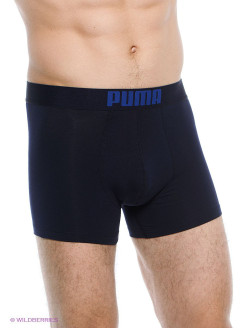Трусы PLACED LOGO BOXER 2P PUMA