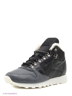Кроссовки CL LEATHER MID SHER Reebok