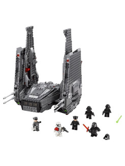 Star Wars TM Командный шаттл Кайло Рена 75104 LEGO