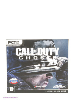 Call of Duty. Ghosts PC-DVD (Jewel) НД плэй