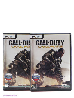 Call of Duty. Advanced Warfare. Русская версия PC-DVD (DVD-Box) НД плэй