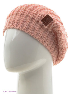 Шапка BUFF KNITTED HATS BUFF GRIBLING PEACH BEIGE Buff