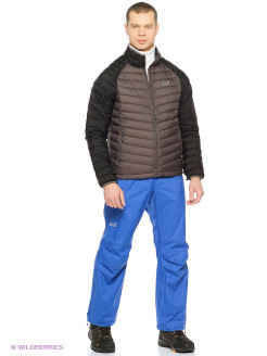 Брюки CLOUDBURST PANTS MEN Jack Wolfskin