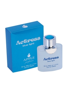 Туалетная Вода Actress Blue Light, 50мл APPLE PARFUMS
