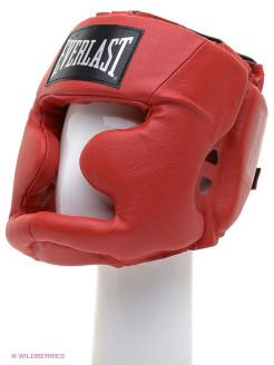 Шлем Martial Arts Leather Full Face Everlast