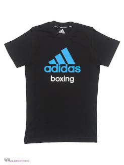 Футболка Community T-Shirt Boxing Kids Adidas