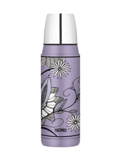 Термос THERMOS Heritage Purple Flower H2000A6PF, 480 ml Thermos