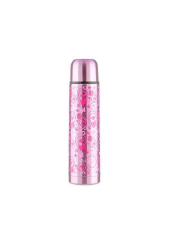 Термос  THERMOcafe by Thermos Butterfly Flask - Shiny Purple 0.5L Thermos