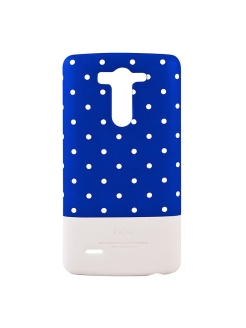 Чехол для  LG G3 mini Neon Dot collection back case,Blue Kajsa