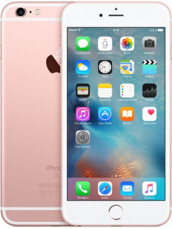 Смартфон MKUG2RU/A iPhone 6s Plus 128Gb розовый Apple