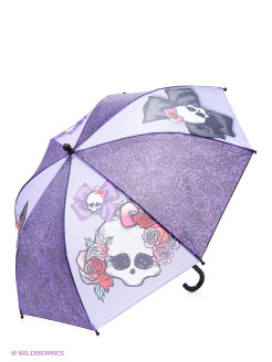 Umbrella with Monster High patterns Daisy Design