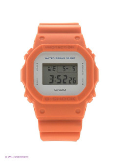 Часы G-Shock DW-5600M-4E CASIO