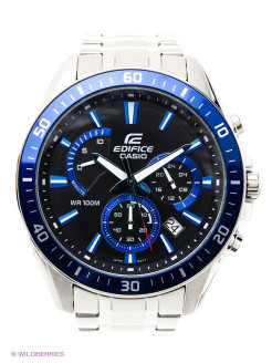 Часы EDIFICE EFR-552D-1A2 CASIO