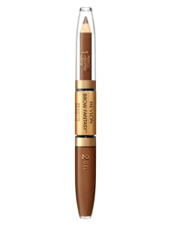 "Карандаш и гель для бровей ""Colorstay Brow Fantasy Pencil & Gel"", Brunette 105 Revlon"