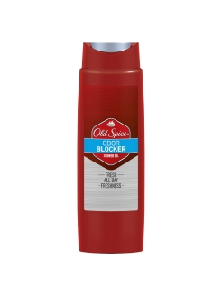 Гель для душа Odor Blocker Fresh, 250 мл OLD SPICE