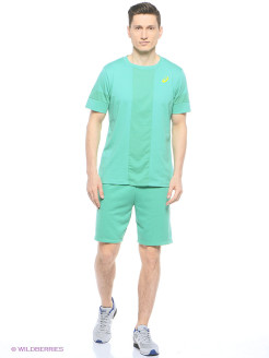 Шорты KNIT SHORT 9IN ASICS
