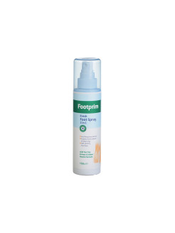 Дезодорант Антиперспирант для ног 2 в1 Fresh Foot Spray Footprim