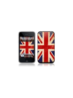 "Наклейка ""Union Jack for 3G/3GS"" Kawaii Factory"