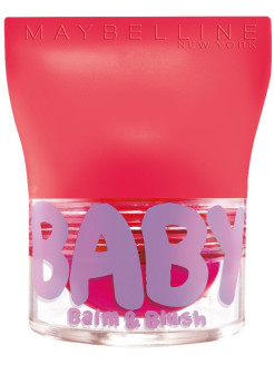 "Бальзам для губ и щек ""Baby Lips"", 35 г Maybelline New York"