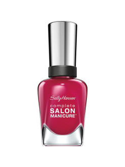 "Лак для ногтей ""Salon Manicure Keratin"", тон berry important #543 SALLY HANSEN"