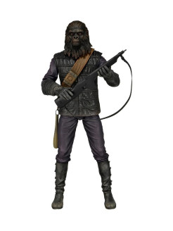"Фигурка ""Planet Of The Apes 7"" Classic Series 1 - Gorilla Soldier Neca"